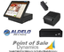 restaurant point sale system featuring aldelo
