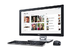 dell inspiron touch-screen all-in-one computer less