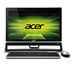 acer desktop black aspire all-in-one touch