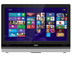 slim series all-in-one touchscreen desktop blacksilver