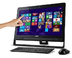 acer aspire all-in-one touchscreen desktop intel