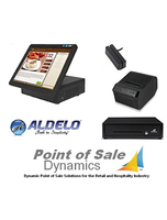 Restaurant Point Of Sale System Featuring