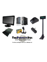 Retail Point Of Sale Bundle Wtouch Screen